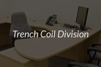 Trench Coil